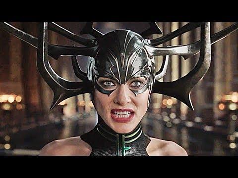 Thor 3: Ragnarok - This Is Hela