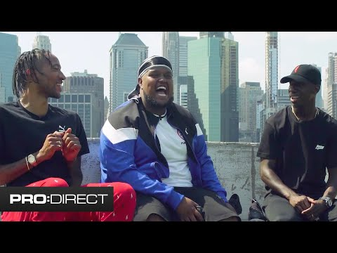 CHUNKZ & POET ft. BRADLEY WRIGHT-PHILLIPS | FROM LDN TO NYC