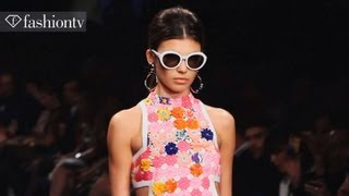 Tel Aviv Fashion Week 2012: Opening Night Ft Moschino Fashion Show! | Fashiontv