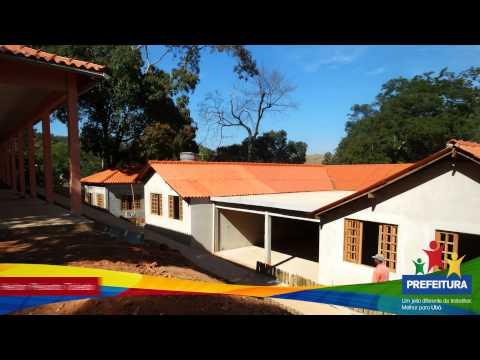 Obras realizadas pela Prefeitura de Ubá