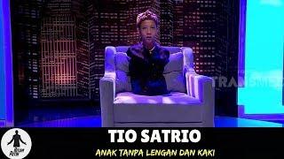 Video Kisah TIO SATRIO, Anak Tanpa Lengan dan Kaki | HITAM PUTIH (11/06/18) 1-3 MP3, 3GP, MP4, WEBM, AVI, FLV Oktober 2018