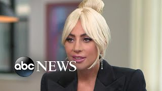 Video Lady Gaga was 'blown away' by Bradley Cooper's voice for 'A Star Is Born' MP3, 3GP, MP4, WEBM, AVI, FLV Oktober 2018