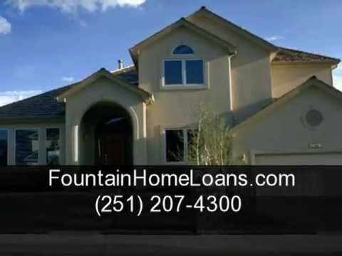 FountainHomeLoans.com Announces FHA Refinancing Available For Mobile and Manufactured Homes In Alabama