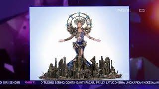 Video Kostum Nasional Indonesia Diajang Kecantikan Dunia MP3, 3GP, MP4, WEBM, AVI, FLV November 2017