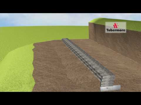 Tobermore Secura Retaining Walls