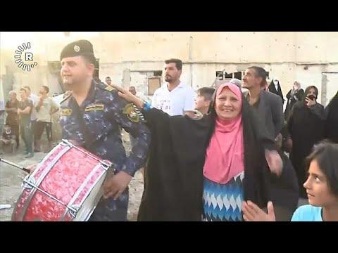 Ιράκ: Πανηγυρισμοί για την ανακατάληψη της Μοσούλης