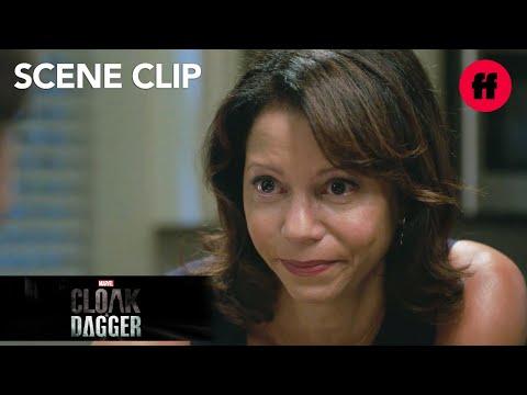 "Marvel's Cloak & Dagger | Season 1, Episode 9: Tyrone & Adina – ""So Why Be Perfect?"" | Freeform"