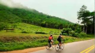 Cycling Bangkok To Phuket Tour By Spice Roads Cycle Tours (Short Version)