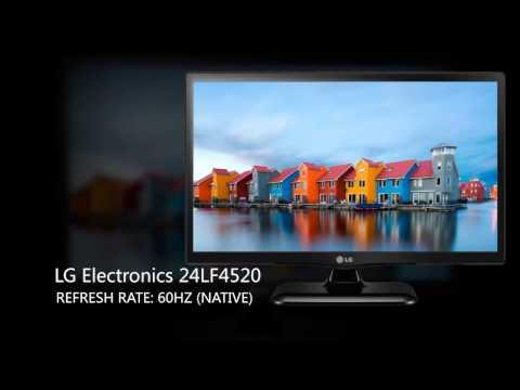 LG Electronics 24LF4520 24-Inch LED TV (2015 Model) At A Glance