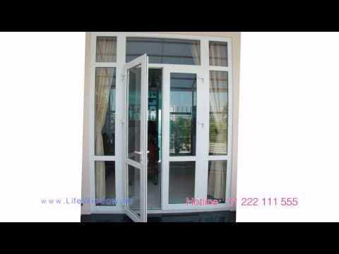 Live show giới thiệu các loại cửa nhựa uPVC Life Window cho các công trình nhà ở