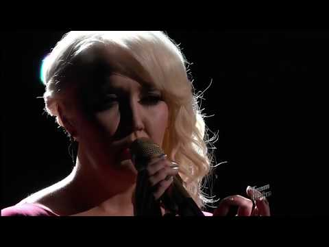 The Voice 2015 Meghan Linsey   Top 6   Amazing Grace