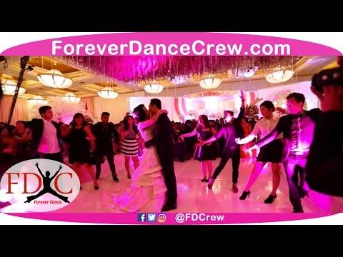 Flashmob Wedding Hotel Mulia Jakarta