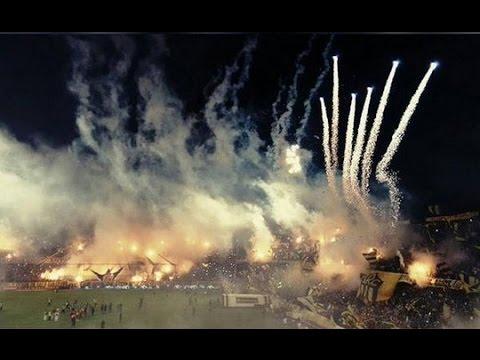 Video - Rosario Central - Sarmiento de Junin 01.08.2015 - Los Guerreros - Rosario Central - Argentina