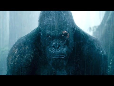 Tarzan Saves Akut - The Legend of Tarzan (2016) Movie Clip HD