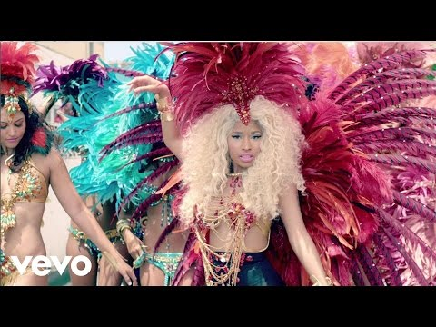 Nicki Minaj – Pound The Alarm