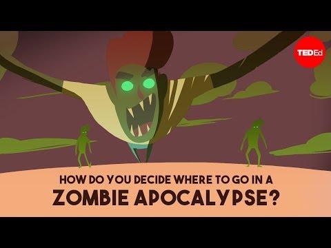 WATCH: Where To Go In A Zombie Apocalypse