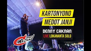 Video Pecah! Kartonyono Medot Janji, Denny Caknan live Lokananta Solo MP3, 3GP, MP4, WEBM, AVI, FLV September 2019