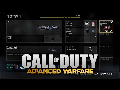 multiplayer - What do you guys think of Greg's class setup? ○ Red Tiger Exo Suit in AW: http://youtu.be/RdCH5DImGtQ ○ AW Ultimate Care Package: http://youtu.be/ER4AXTQFBy4 Improve ur aim! Use