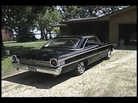 1963 1/2 FORD GALAXIE 500 427 R-CODE