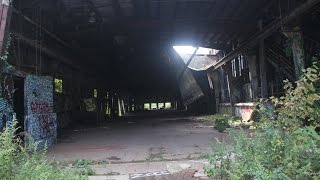 Manchester (CT) United States  City pictures : An Inside Look - The Abandon Paper Mills in Manchester CT