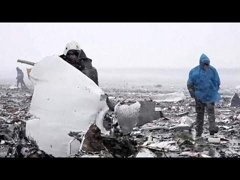 Flydubai:«Ανθρώπινο λάθος» δείχνουν οι προκαταρκτικές έρευνες για την συντριβή