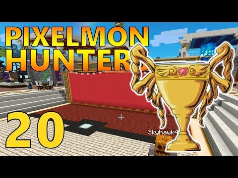 [20] The First Tournament! (Pixelmon Reforged Gameplay S2)