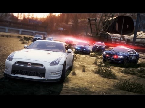 Need for Speed: Most Wanted Gets Brand New Gameplay Trailer