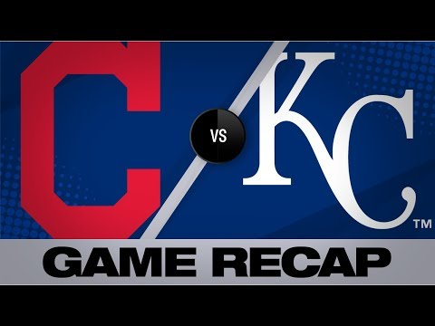 Video: Bats, Clevinger fuel Indians' rout of Royals | Indians-Royals Game Highlights 7/27/19