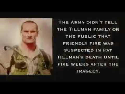 The Secret Behind Pat Tillman's Death Revealed