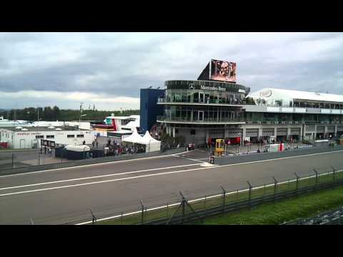 F1 Nürburgring Training 23.07.2011 grandstand.mp4