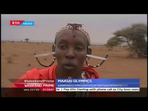 Maasai Morans are gearing up for 3rd Maasai Olympics based on their traditional warrior skills