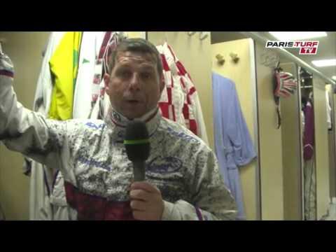Quinté jeudi 1/02 : Les confidences de Christophe Martens
