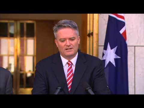 Turnbull Announces Senate Voting Reforms