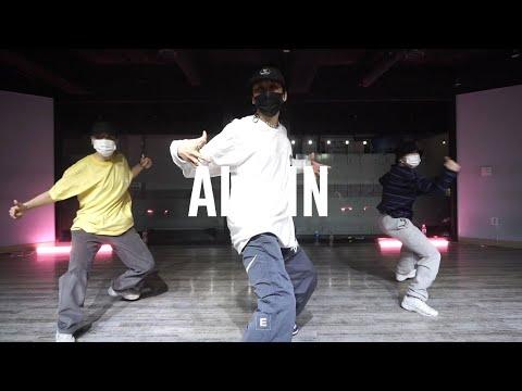 한요한 - All In 올인 (Feat.  Paul Blanco, CHANGMO 창모) Choreography TAE WAN