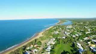 Tannum Sands Australia  city pictures gallery : This is Tannum Sands in 4K