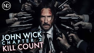 Nonton The John Wick  Chapter 2 Kill Counter   Keanu Reeves   2017  Hd  Film Subtitle Indonesia Streaming Movie Download