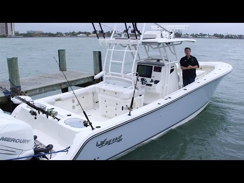 Mako 334 CC Bluewater Family Editionvideo
