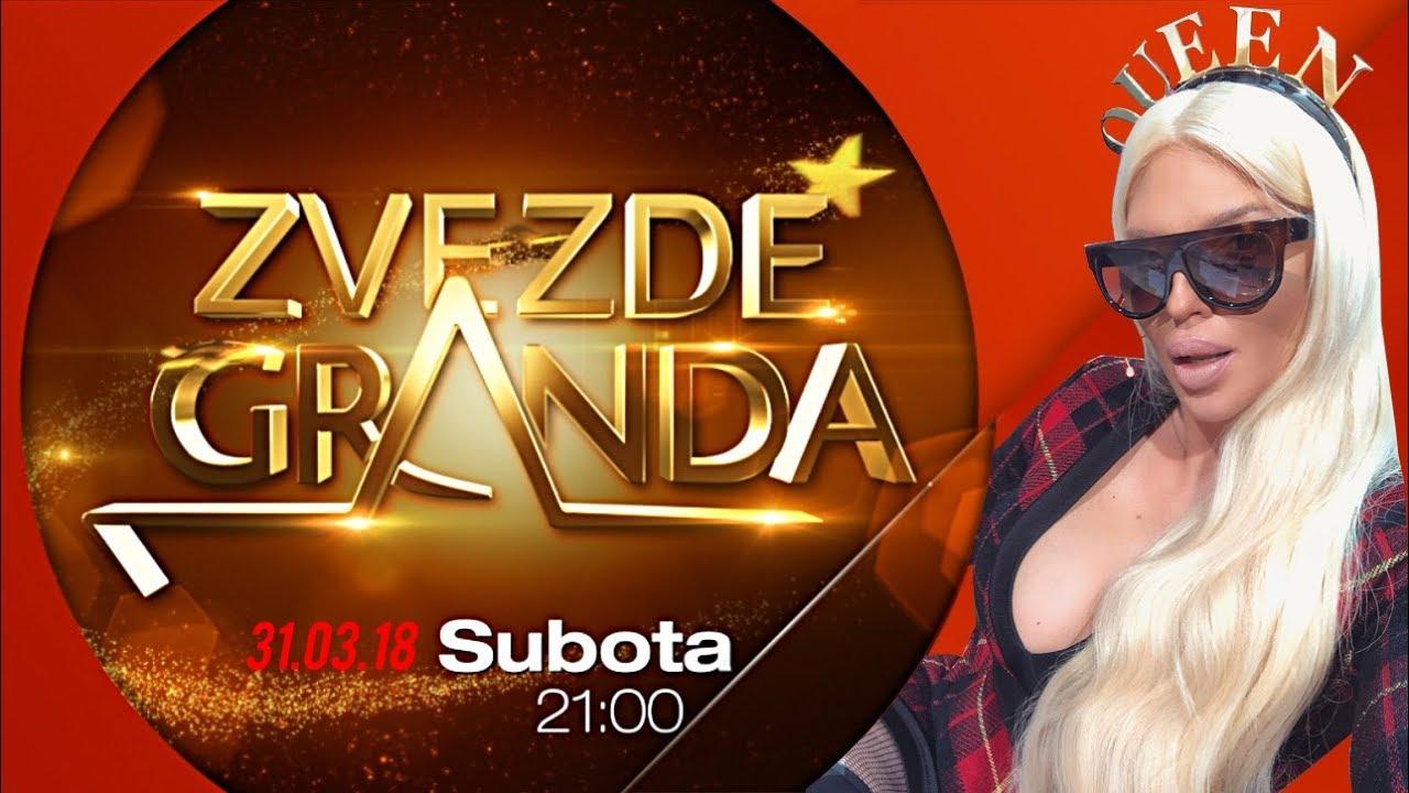 NOVE ZVEZDE GRANDA 2018: Dvadeset šesta emisija – 31. 03. – najava