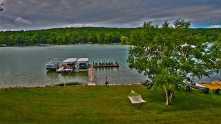 Kenny Compound Thanks Dave, Cecily, Christopher, Cameron, Andrew and of course Emma and Bella! Petoskey, Michigan Summer 2016 Walloon Lake is a ...