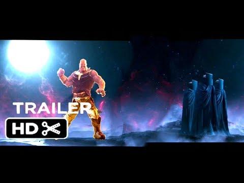 Avengers: Infinity War Trailer 2 HD Concept 2018