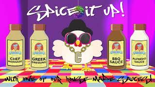Spice Up That Chicken!