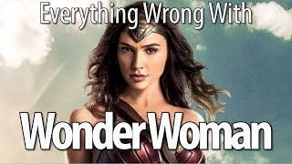Video Everything Wrong With Wonder Woman In 14 Minutes Or Less MP3, 3GP, MP4, WEBM, AVI, FLV Desember 2018