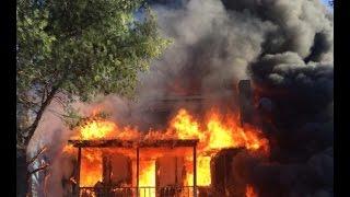 Anatomy of Fire Smoke