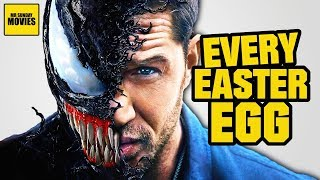 Video Venom - All Easter Eggs & References MP3, 3GP, MP4, WEBM, AVI, FLV Oktober 2018