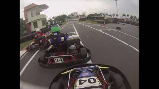 Felipe Pimentel – Kart Riders KR-1 – VR 14ª etapa 2016