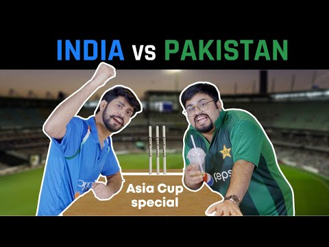 MensXP: Asia Cup 2018 Special - India VS Pakistan | Indian Cricket VS Pakistan Cricket