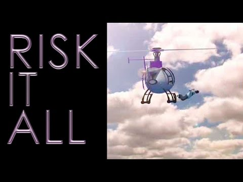 RISK IT ALL ANIMATED TVC (CRAZIEST) - DYNAMIX AWARDS
