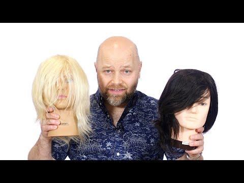 Black Hair to Blonde Hair - Hair Color Tips - Hair Bleaching - TheSalonGuy