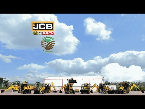 Jcb Pack cx v1.0
