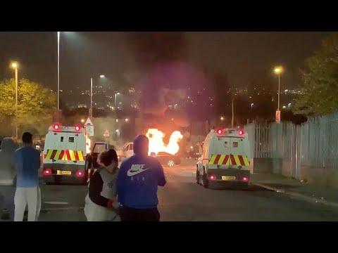 Großbritannien: Journalistin im nordirischen Londonde ...